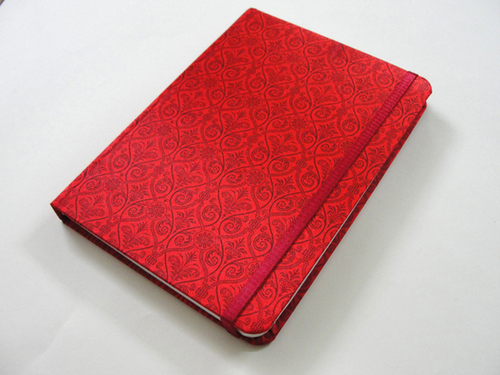 Majestic Series Small Fabric Handy Notebooks