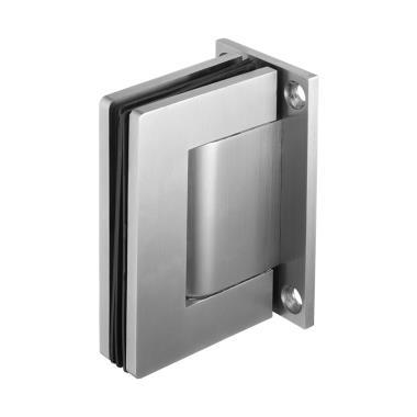 Wall to Glass Hydraulic Hinges