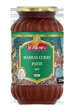 Madras Curry Paste (Hot)
