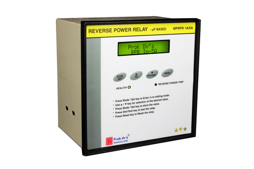 Reverse Power Relay