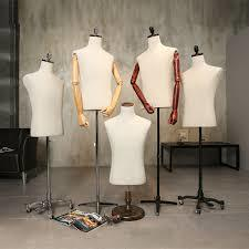 Synthetic Mannequins Hangers in  Hrbr Layout