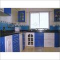 Modular Wooden Kitchen