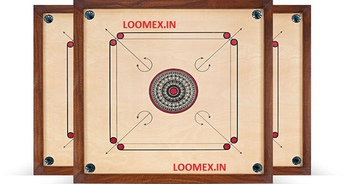 Loomex Carrom Boards in  S.K. Road