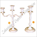 3 Arm Candle Stand