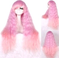Flat Wig in  Sion