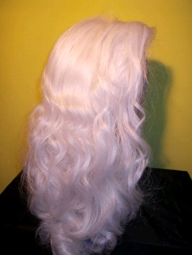 Side Full Lace Wig