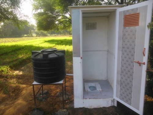 Household Modular Toilet
