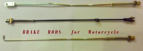 Motorcycle Brake Rods