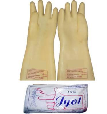 Hand Gloves 11 kv