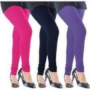 Cotton Ladies Legging in  Pardesipura