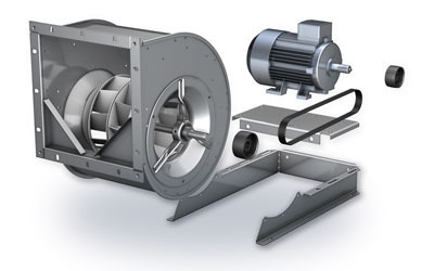 Centrifugal Fans And Blowers in  New Area