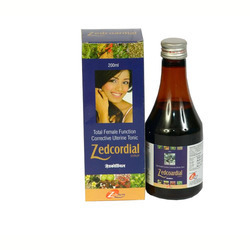 Herbal Syrup For Female