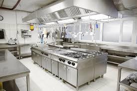 Steel Commercial Kitchen