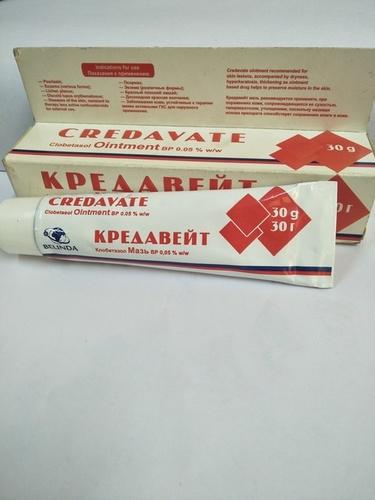 Credavate Clobetasol Ointment in  Okhla - Ii