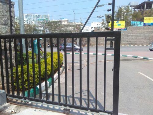 Steel Sliding Gates
