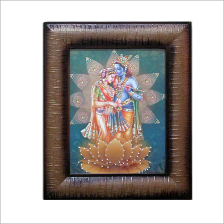 Hindu God Photo Frames in  Pahari Dhiraj