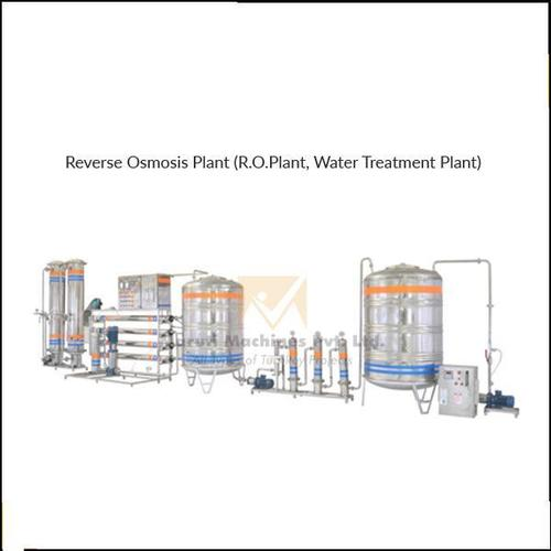 Spring Water Plant