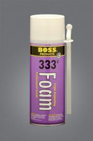 BOSS 333 Gap Filling Foam Sealant Straw Grade