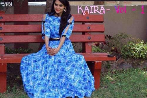 Banglori Silk Dress