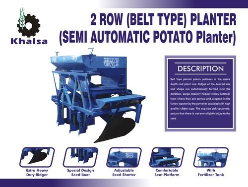 Semi Automatic Potato Planter in  Baghpat Road