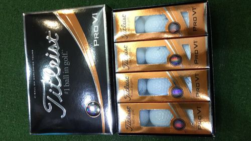 Titleist Golf Balls in   Tsim Sha Tsui