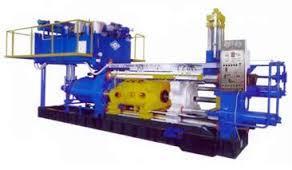 Copper Extrusion Press
