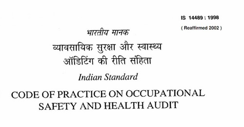 Third Party Safety Audit Services