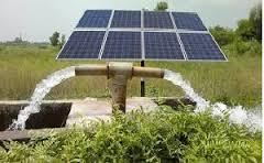 Solar Motor Pumps