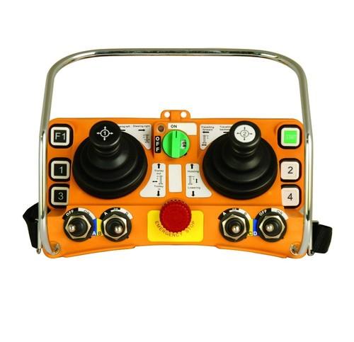 Remote Control Radio Joystick in  25-Sector
