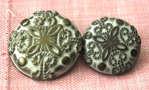 Fancy Metal Shirt Buttons in  Malviya Nagar
