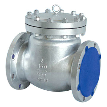 Swing Check Valve in  Udhna