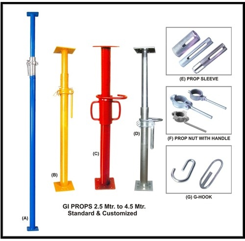 GI Adjustable Telescopic Prop in  Focal Point Phase - Vii