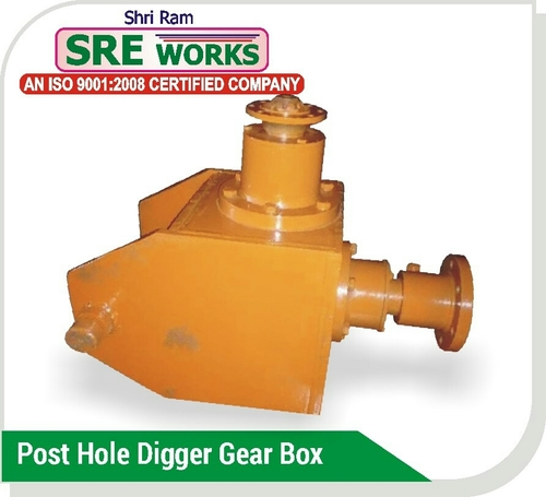 Post Hole Digger Gear Boxes in  Sikar Road