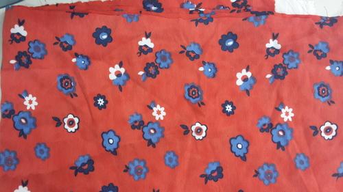 American Crepe Printed Fabrics in  Chandni Chowk
