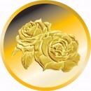 Gulab Gold Coin 24k 20 Gram