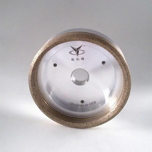 Cupulate Toothless Chamfering Diamond Wheel