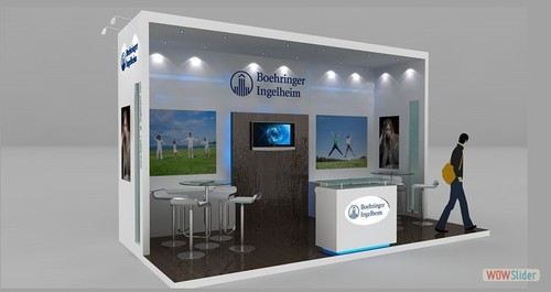 Exhibition Stall Designer Services