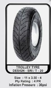 Trolley Tyres -20