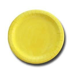 Smooth Finish Paper Plate