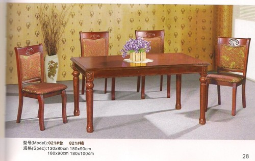 Dining Table Set In Chennai Tamil Nadu Manufacturers  : 541 from www.tradeindia.com size 500 x 316 jpeg 45kB