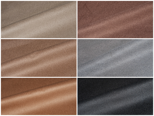 Suede Cloth Fabric