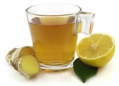 Lemon Ginger Juice