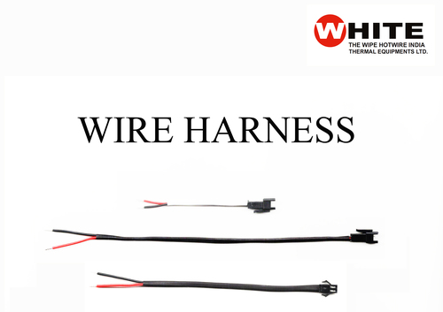 wipe hotwire wire harness 119 telecom wire harness in neemrana, alwar exporter and manufacturer hot wire harness at suagrazia.org