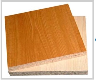 Pre Laminated Particle Boards