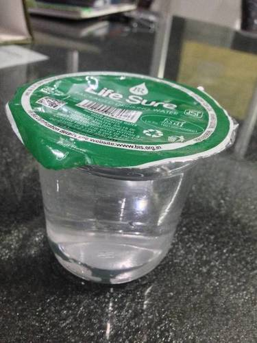 Packaging Drinking Water Glass
