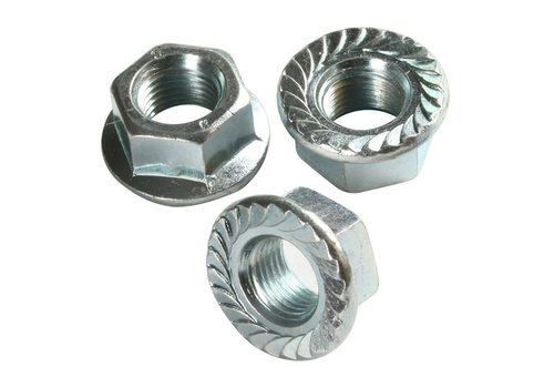 Flange Nut in  Focal Point