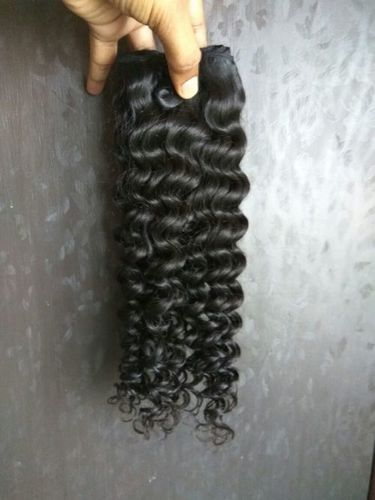 Curly Human Hair in  1st Lane AT Agraharam