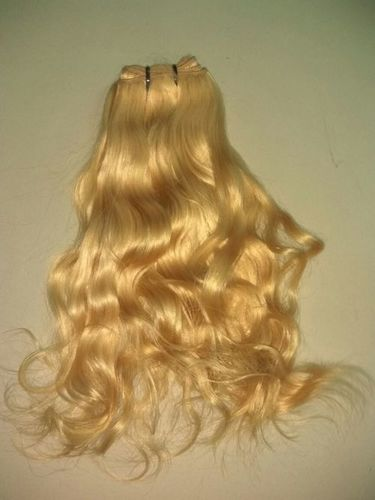 Virgin Remy Blonde Hair in  1st Lane AT Agraharam
