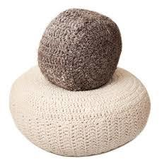 Wool Pouf in  Jattal Road