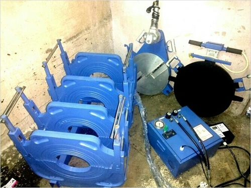Hydraulic Hdpe Pipe Jointing Machines in  1-Sector - Bawana